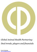 Global Animal Health Partnering Terms and Agreements 2014 to 2019