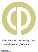 Global Biosimilars Partnering Terms and Agreements 2014 to 2019