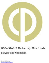 Global Biotech Partnering Terms and Agreements 2014-2019: Deal trends, players and financials