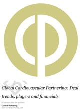 Global Cardiovascular Partnering 2014-2019: Deal trends, players and financials