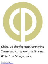 Global Co-development Partnering Terms and Agreements in Pharma, Biotech & Diagnostics 2010-2017