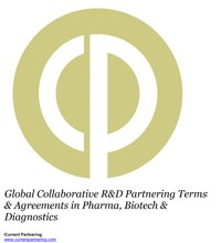Global Collaborative R&D Partnering Terms & Agreements in Pharma, Biotech & Diagnostics 2012-2018