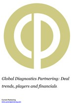 Global Diagnostics Partnering 2010-2017: Deal trends, players, financials and forecasts