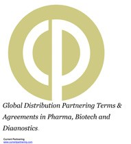 Global Distribution Partnering Terms and Agreements in Pharma, Biotech and Diagnostics 2010-2017