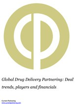 Global Drug Delivery Partnering 2010-2017: Deal trends, players and financials