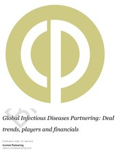 Global Infectious Diseases Partnering 2014-2019: Deal trends, players and financials