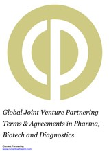 Global Joint Venture Partnering Terms and Agreements in Pharma, Biotech and Diagnostics 2010-2017