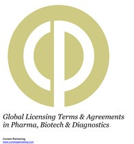 Global Licensing Partnering Terms & Agreements in Pharma, Biotech & Diagnostics 2014-2019