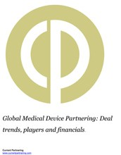 Global Medical Device Partnering Terms and Agreements 2012-2018: Deal trends, players and financials