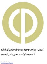 Global Microbiome Partnering Terms and Agreements 2014 to 2019
