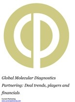 Global Molecular Diagnostics Partnering 2014-2019: Deal trends, players and financials