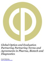 Global Option and Evaluation Deals in Pharma, Biotech and Diagnostics 2014-2019