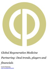 Global Regenerative Medicine Partnering 2012-2018: Deal trends, players, financials and forecasts