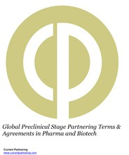 Preclinical Stage Partnering Terms and Agreements in Pharma and Biotech 2014-2019