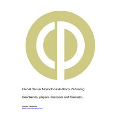 Global Cancer Monoclonal Antibody Partnering Terms and Agreements 2014-2020