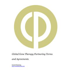 Global Gene Therapy Partnering Terms and Agreements 2014 to 2020