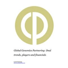 Global Genomics Partnering Terms and Agreements 2014 to 2020
