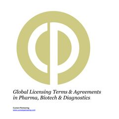 Global Licensing Partnering Terms & Agreements in Pharma, Biotech & Diagnostics 2014-2020