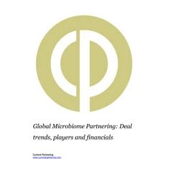 Global Microbiome Partnering Terms and Agreements 2010 to 2020