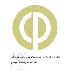 Global Oncology Partnering 2014-2020: Deal trends, players and financials